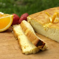 Coconut-Orange Pound Cake Recipe