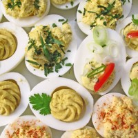Deviled Eggs on World Tour