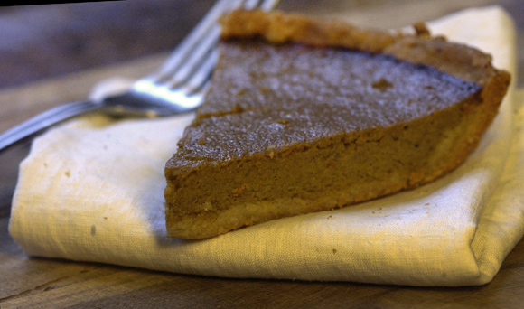 Primal Pumpkin Pie