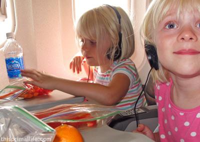 primal plane food kids