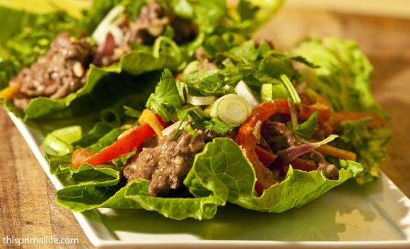 beef-lettuce-wrap